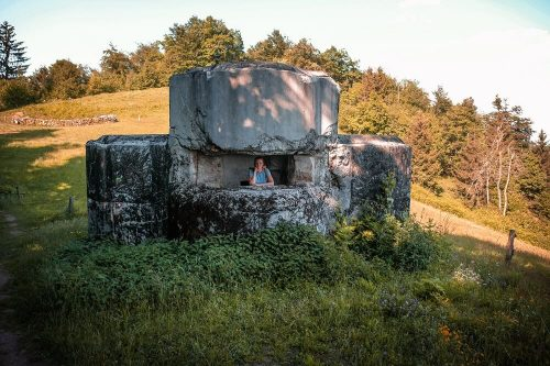 Rupnikova linija (izleti po Sloveniji)