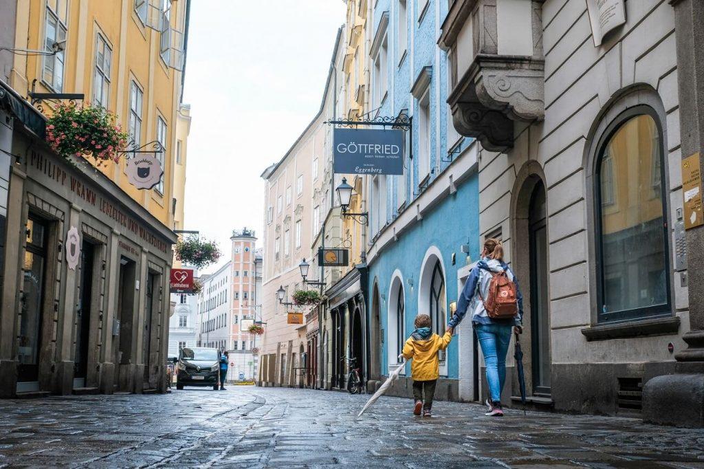 Izlet v Linz