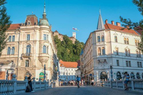 Vikend izlet oz. mestni oddih v Ljubljani