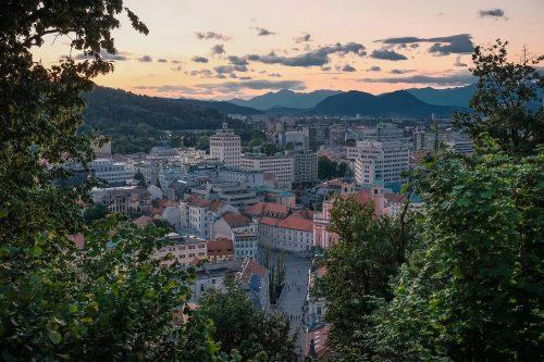 Ljubljana za izlet