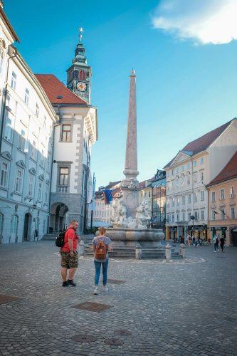 Mestni oddih v Ljubljani