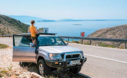 Otok Krk za poletne počitnice