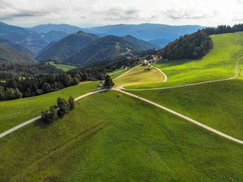 Poljanska dolina za vikend izlet