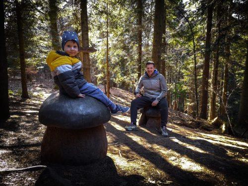 Pot močvirskih škratov na Mali plac - družinski izlet
