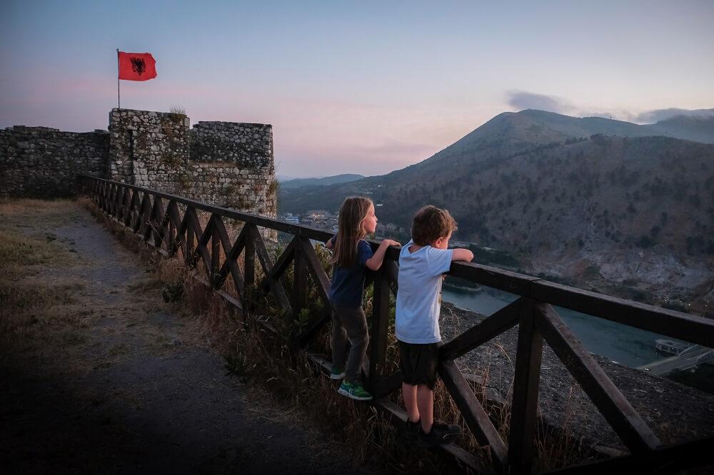Potovanje v Albanijo z avtom