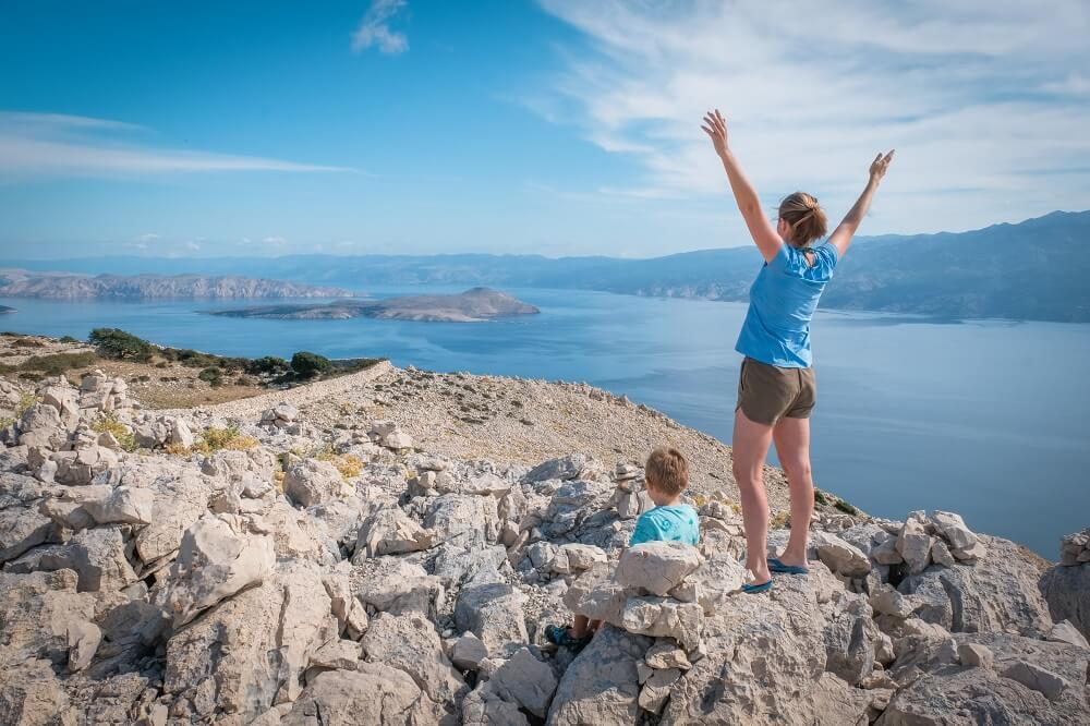 Raziskovalne počitnice na Hrvaškem